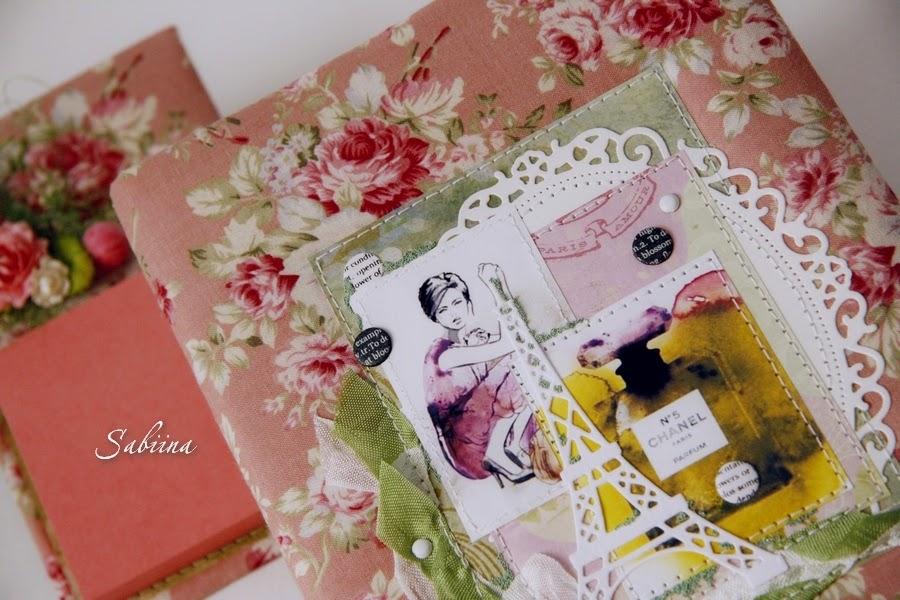 Блокнот ручной работы. Ручная работа, Париж, Франция, блокнот своими руками, Блокнот тканевый, блокнот в мягкой обложке. Подарок, подарки ручной работы.