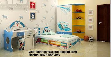 Tư vấn thiết kế phòng ngủ trẻ em