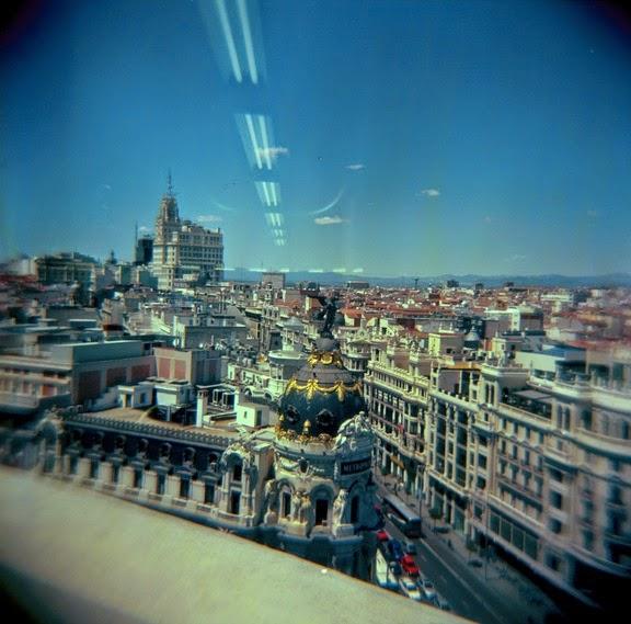 Madrid me mata, pero de Madrid al Cielo.