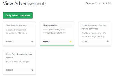 littlebux ads ad advertisements dinheiro ganha ganhar clicar click