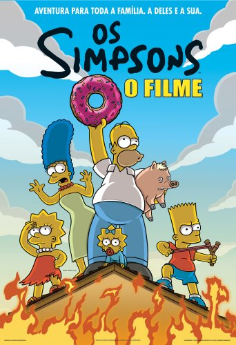 01simpsons poster16 Download   Os Simpsons: O Filme AVI Dublado