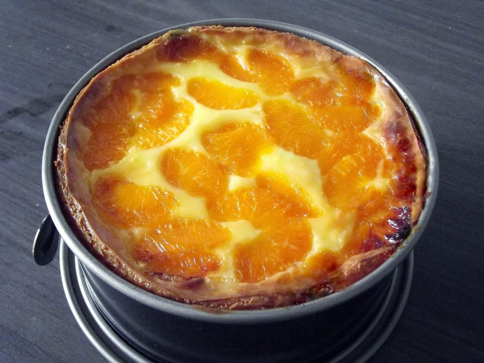 Kuchen Kleine Form backen kann jeder mandarinen schmand kuchen