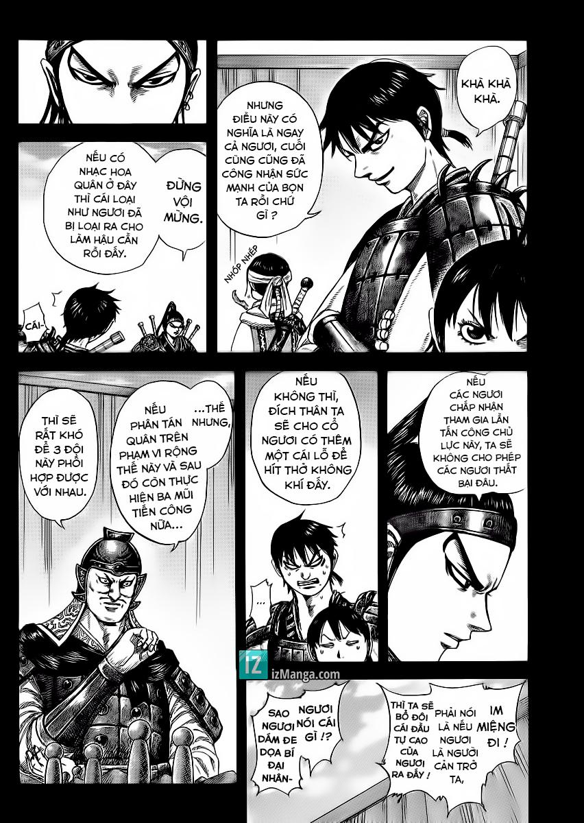 Kingdom - Vương Giả Thiên Hạ Chapter 381 page 13 - IZTruyenTranh.com