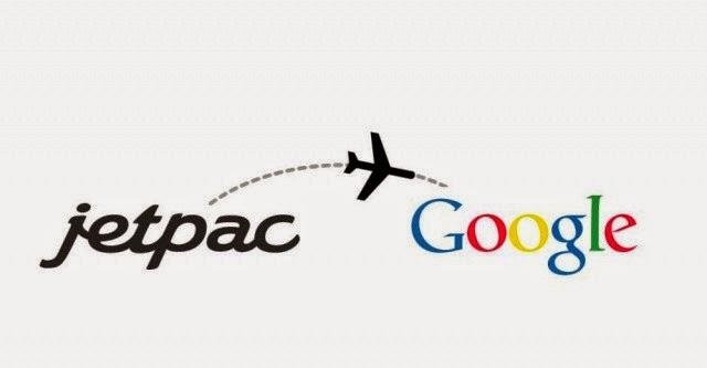 Mua lại Jetpac, Google sẽ đẩy mạnh tìm kiếm bằng hình ảnh