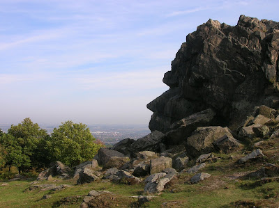 Old man of Beacon Hill