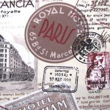 Tela sellos Paris