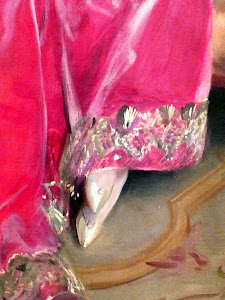 detail by Singer Sargent