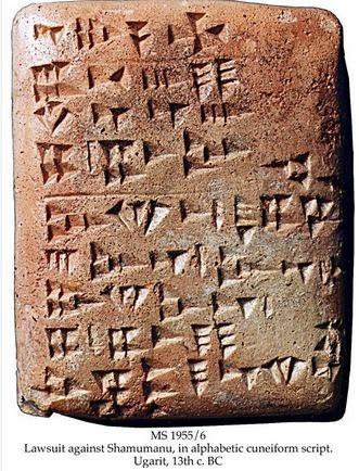 Κείμενα 1300 π.Χ.- Άλλη εκδοχή του Αδάμ και της Εύας