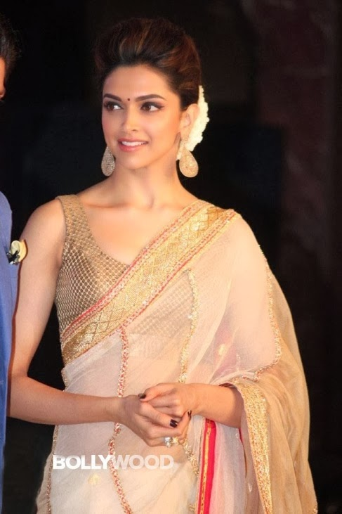 Deepika Padukone Bollywood Sarees Online