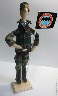 тильда солдат