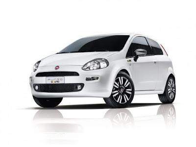 """Νέα έκδοση Fiat Punto """"Young"""""""