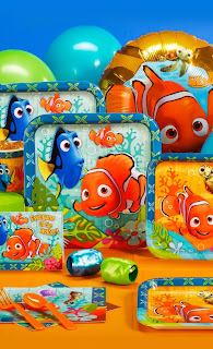 Disney Nemo's Coral Reef Standard Party Pack - PartyBell.com