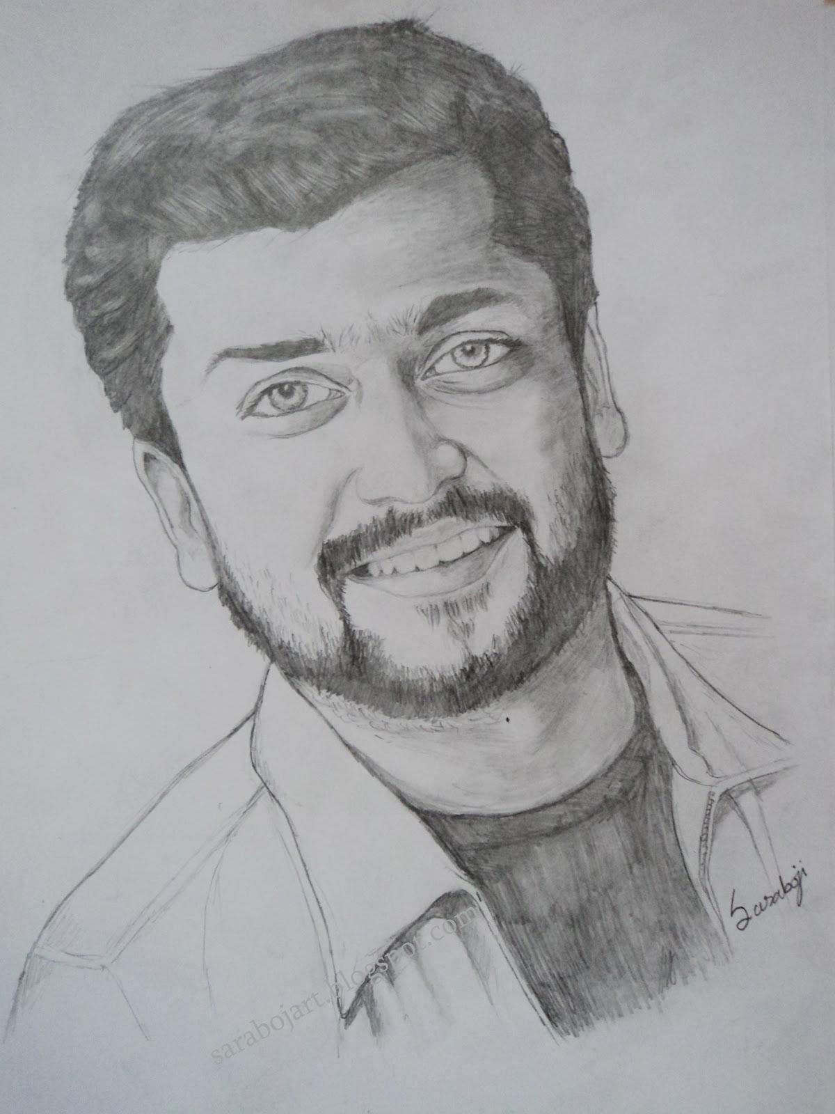 Tamil actor art