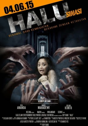 Sinopsis Film Horor HALUsinasi (2015)