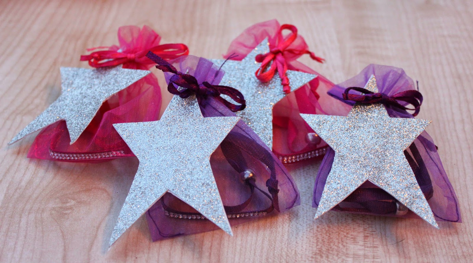 Snowballs in Summer: Twinkle, twinkle little star - Christmas gifts ...
