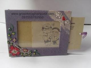... pigura berikut ini beberapa contoh undangan pernikahan pigura koleksi