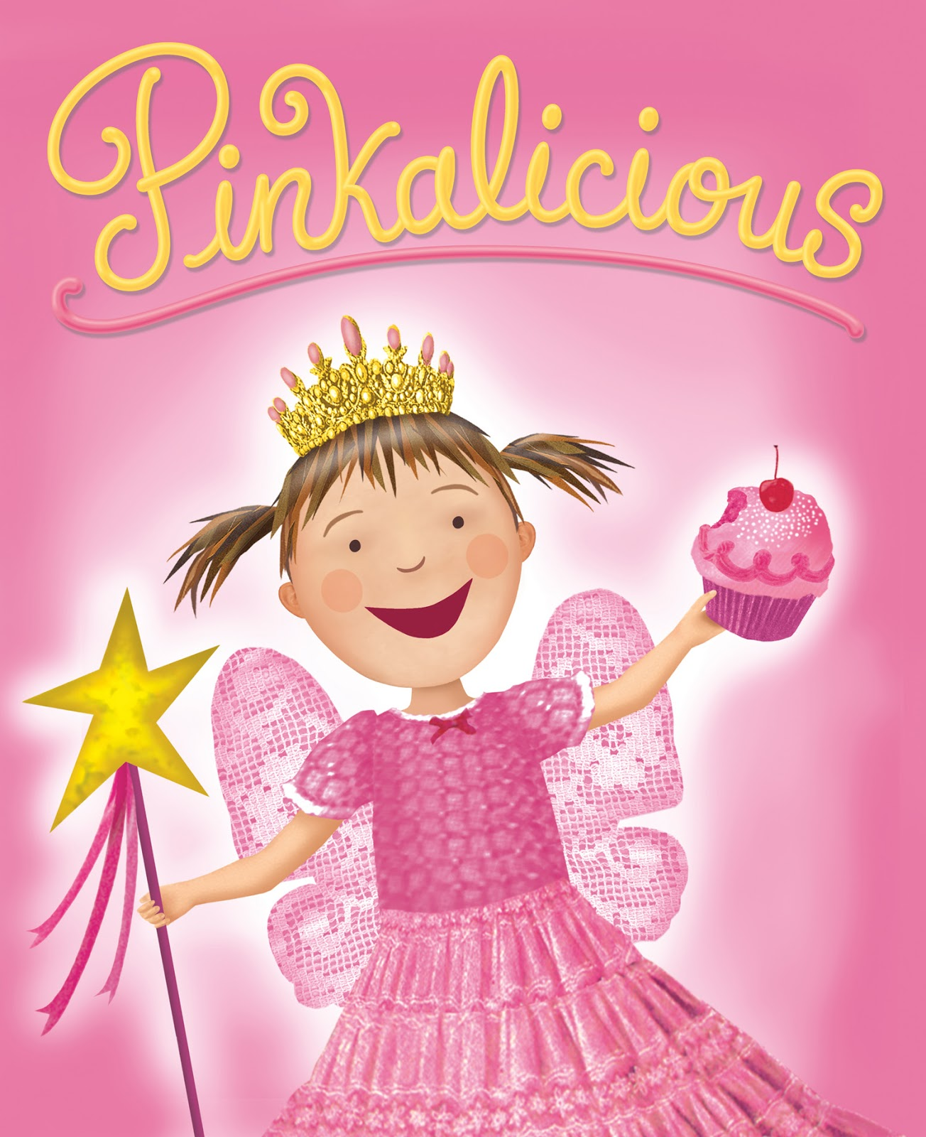 keep calm and stay awesome A PINKALICIOUS birthday party : Pinkalicious Cover 41 from omgitserinpratt.blogspot.com size 1304 x 1600 jpeg 295kB