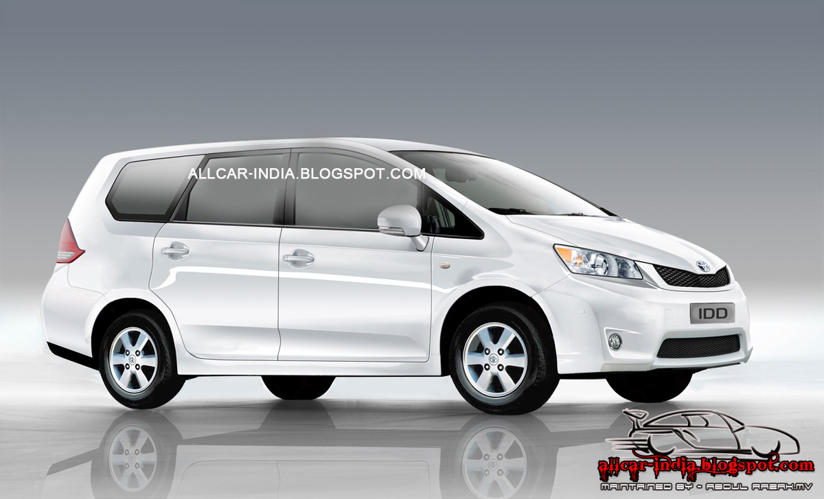 Toyota Innova New Model 2014