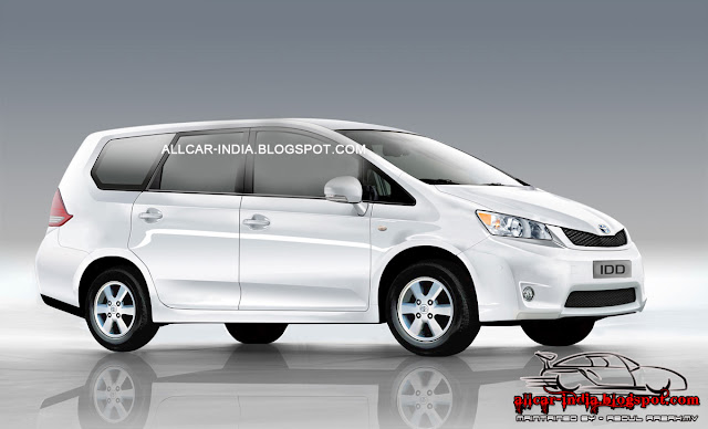 Next Generation Toyota Innova Launch By 2014
