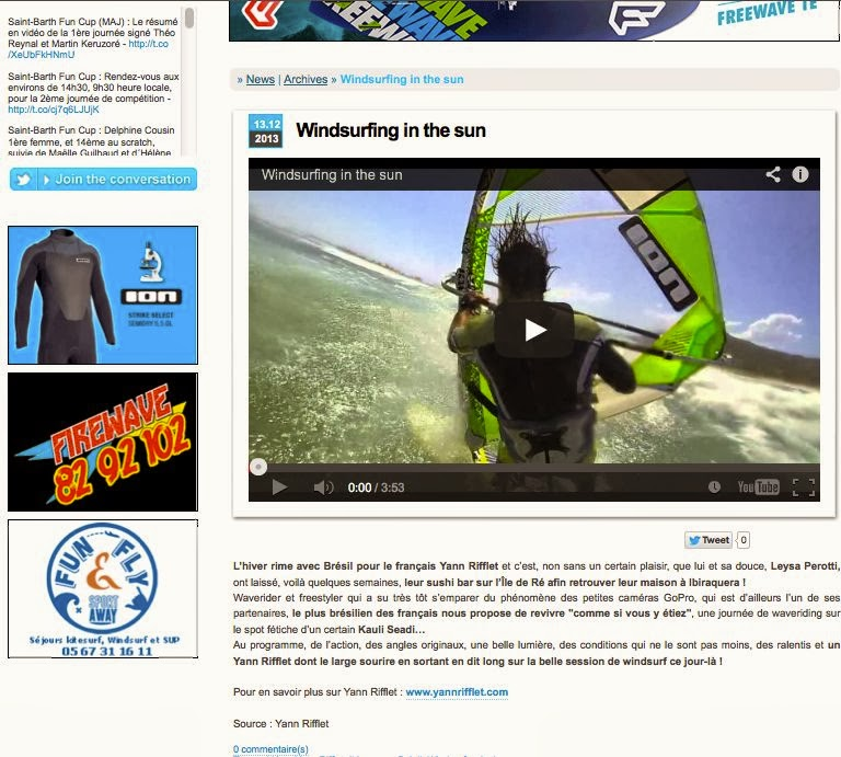 http://www.windsurfjournal.com/article,news,windsurfing-in-the-sun,2856