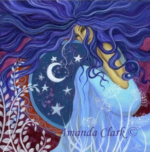 Goddess Astarta, Eostre or Venus