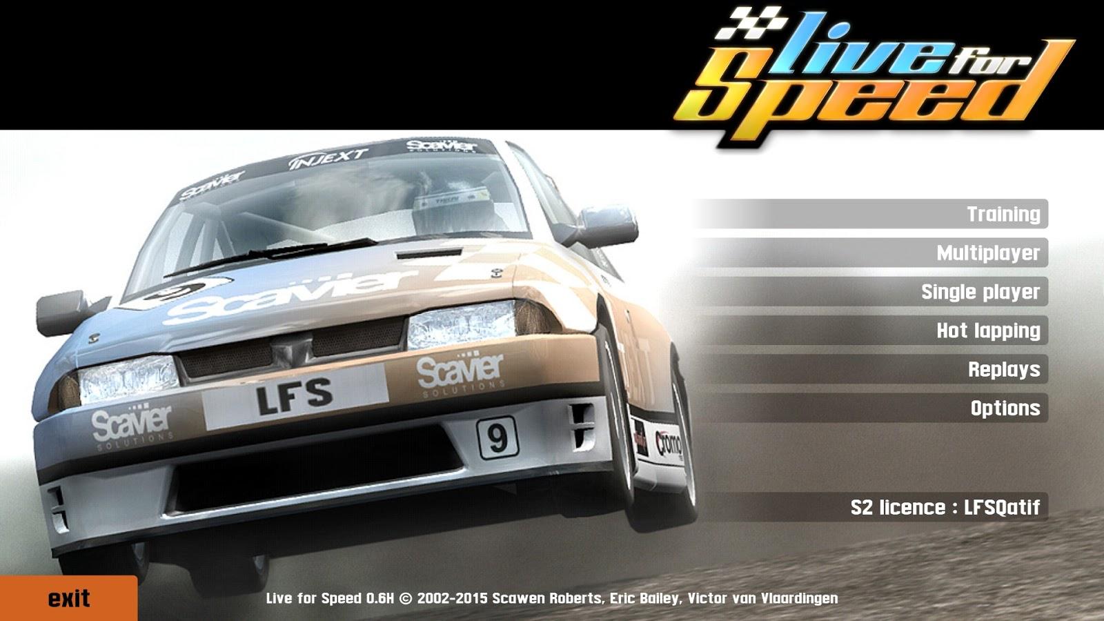 Live For Speed 0.6H Unlocker