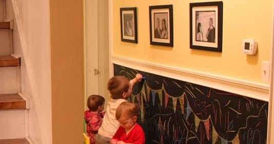 Home Decor Ideas What A Great Idea To Keep The Kids Busy