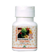 Multi-Vitamin Tablet Green World