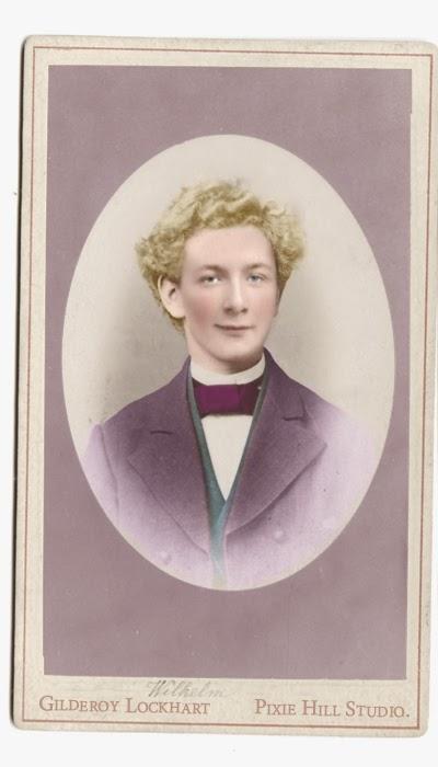 Professor Gilderoy Lockhart - Nichola Battilana