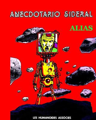 Anecdotario sideral - Fariboles sidérales. Alias (Claude Lacroix) [Éditeur Urijenny]