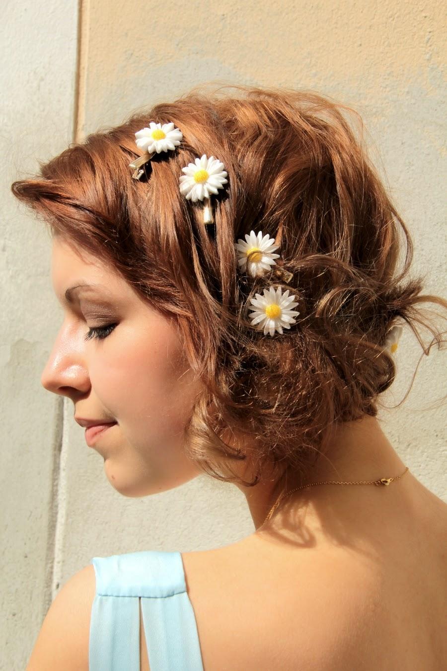 daisy hair accessoires