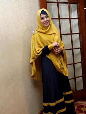 Model Busana Muslimah Syari Risti Tagor