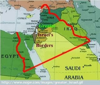 How Israel plans to expand from the Nile to the Euphrates  Elder