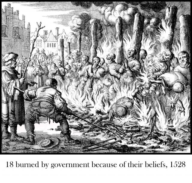religious punishment