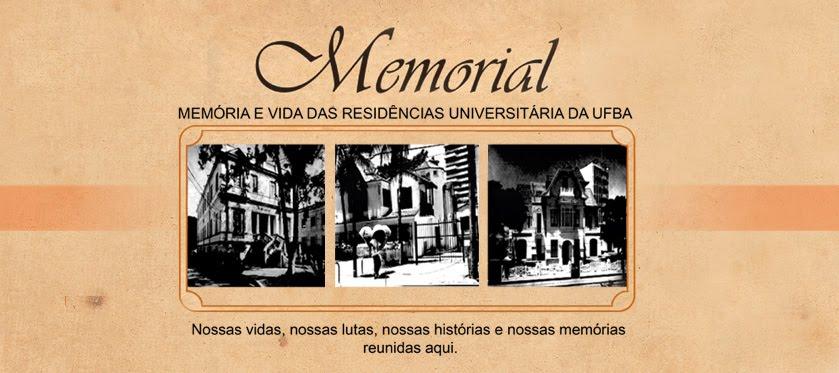 Memorial das Residencias UFBA