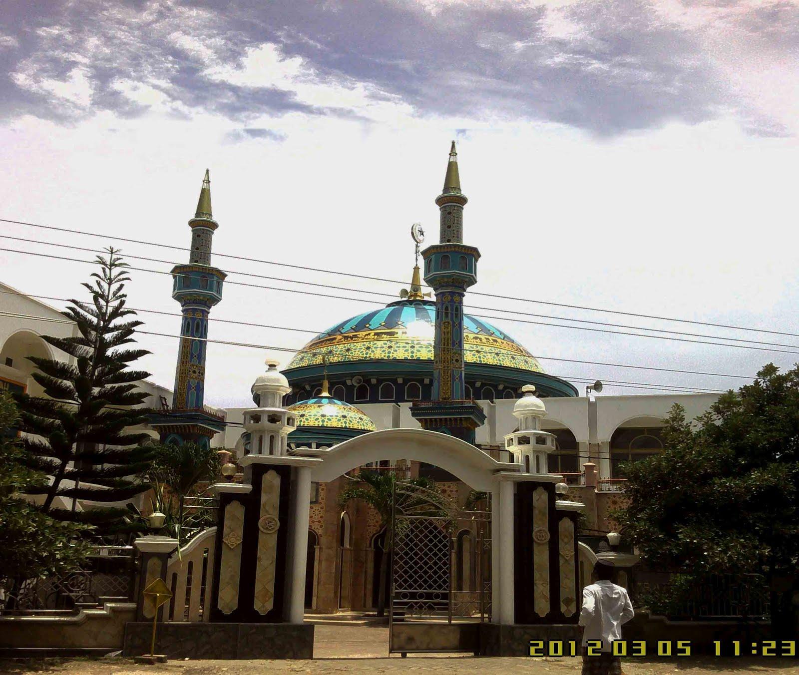 Masjid Baitur Rahim Dengok
