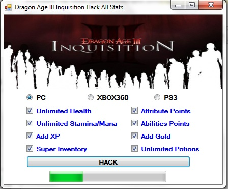 Dragon age iii: inquisition crack & keygen latest hack hacks.