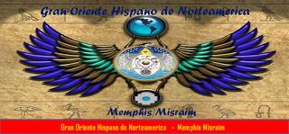 Gran Oriente Hispano de Norteamerica  Memphis Misraim