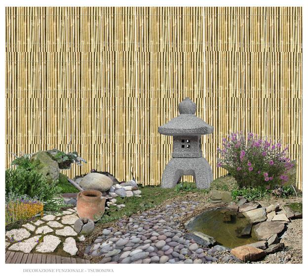 Tsuboniwa piccolo giardino giapponese - Piccolo giardino giapponese ...