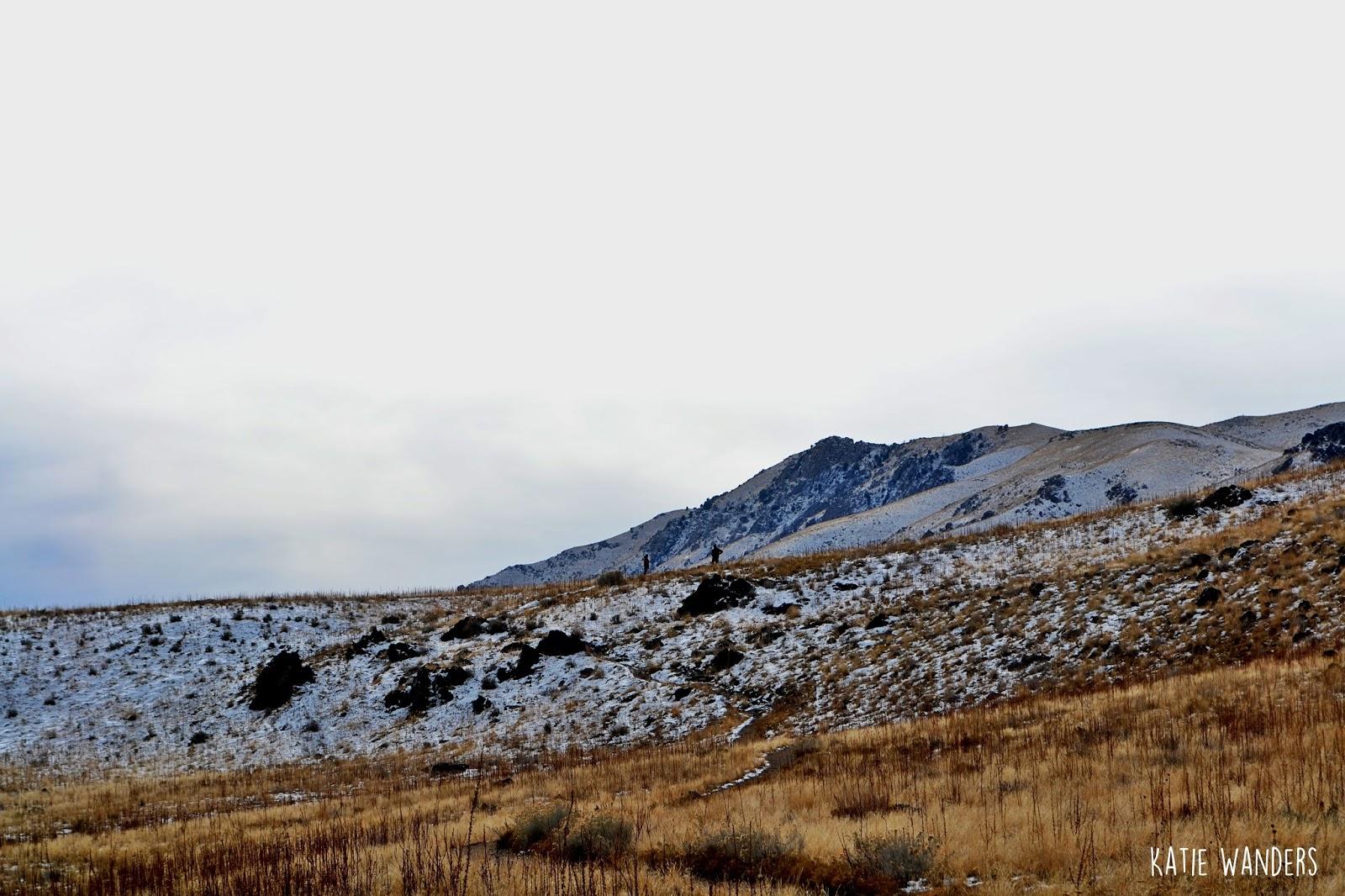 Katie Wanders : Frary Peak Trail, Antelope Island