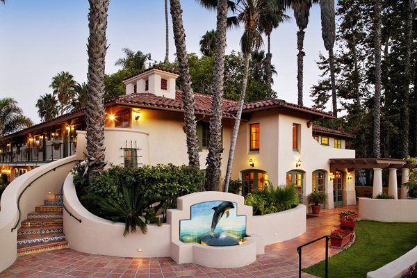 Hotels Near Santa Barbara Harbor