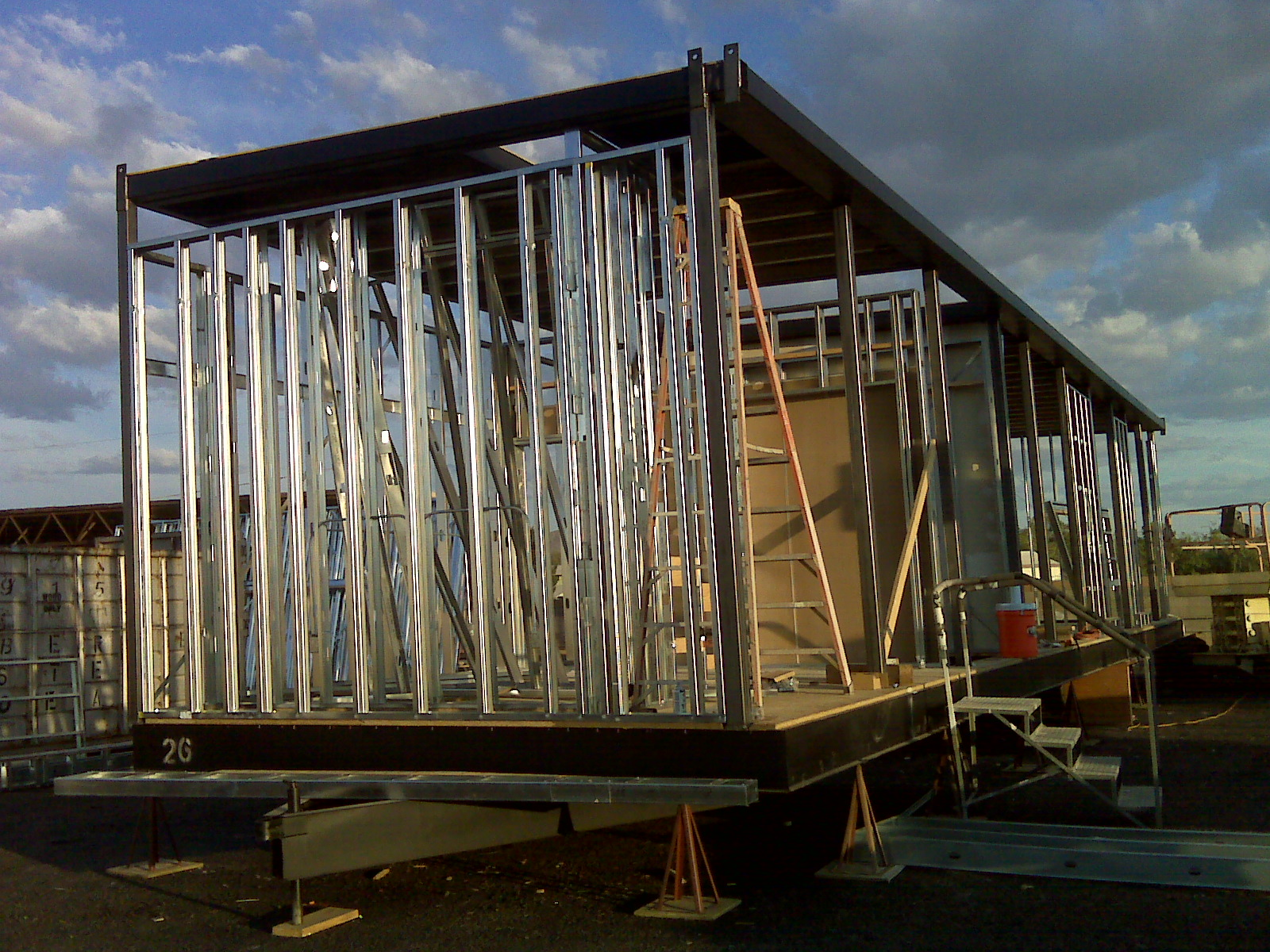 Modular solutions ltd the experts on prefabricated for Modular a frame