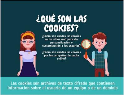 ¿ que son las cookies ?