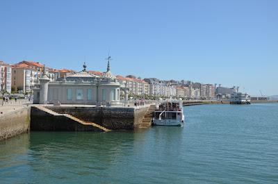 Santander. Passeig marítim