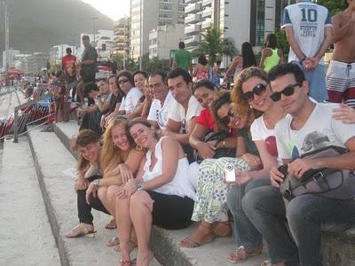 ALUNOS DA CAP ESCOLA DE TV E CINEMA