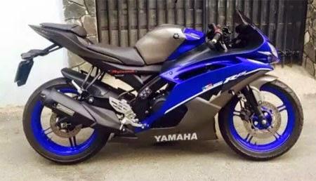 modifikasi Yamaha R15 jadi R6