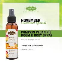 November Customer Special