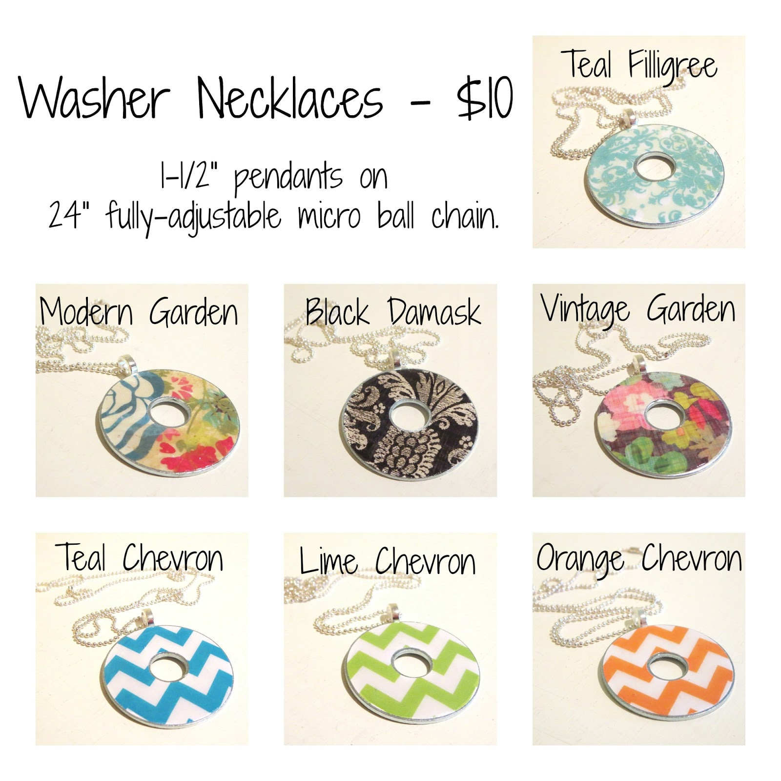 Looking for necklaces??