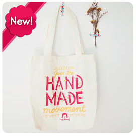 Join the Handmade Movement Tote Bag