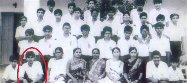 pawan kalyan childhood photos